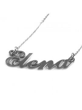 Collana con nome elena