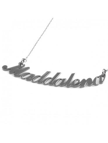 Collana con nome maddalena