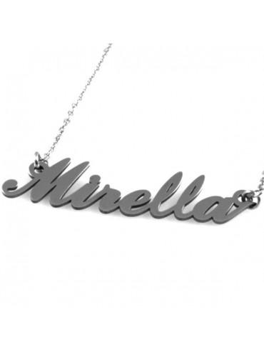 Collana con nome mirella