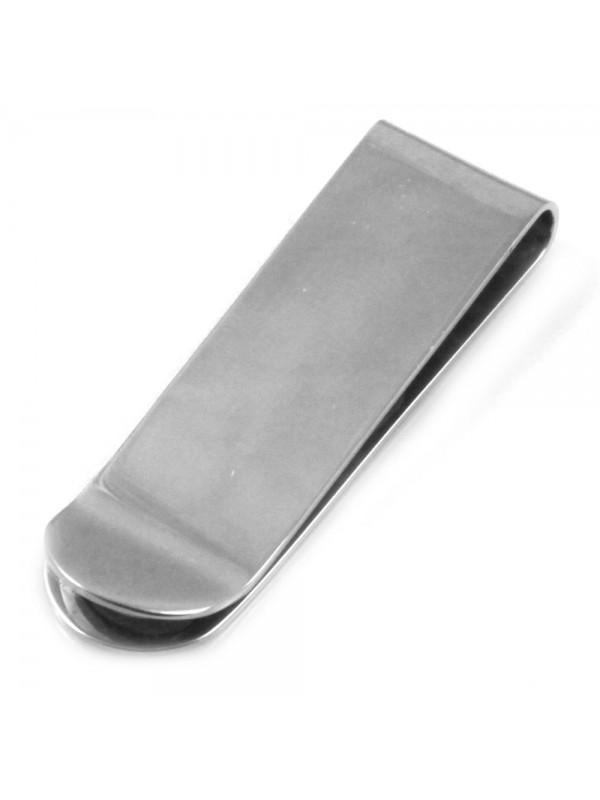 Ferma soldi in acciaio uomo personalizzabile con incisione - fsl028