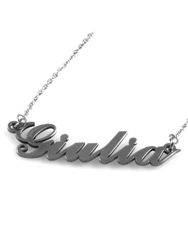 Collana con nome giulia - cll0863