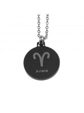 Collana ariete segno zodiacale acciaio cln0067