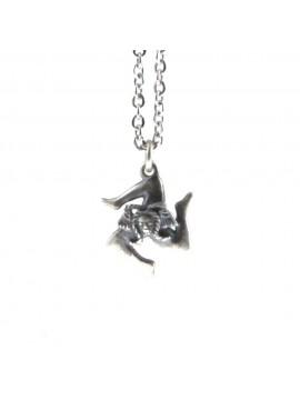 collana trinacria siciliana sicilia argento cll1862