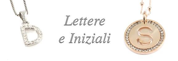 Lettere e iniziali